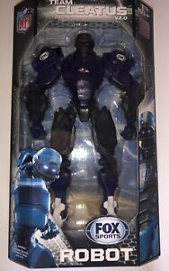"Baltimore Ravens 10"" Team Cleatus FOX Robot Action Figure Version 2.0"