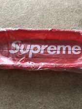 Supreme Sled RED FW17 BOX LOGOBrand New 100% Authentic
