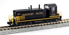 Piste N - Kato Locomotive diesel NW2 Nord Pacifique 176-4372 NEU