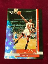 1996-97 SP MICHAEL JORDAN #16 Chicago Bulls (JN14)