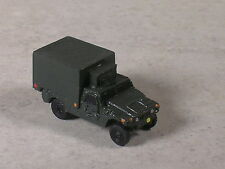 N Scale Military OD Box Hummer with air conditioner