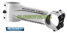 RITCHEY  ATTACCO MANUBRIO WCS C260° 10 Gr. white lunghezza 120 mm.