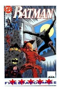 Batman #457 (Dec 1990, DC) 🔑🔑🔑