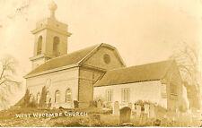 WEST WYCOMBE ( Bucks) : Church RP