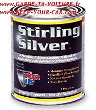 POR15  - STIRLING SILVER 1 Quart (ca. 946 ml) argent