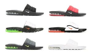 Nike Air Max Camden Men's Slides Cushioned Slip On Sandals Shoes House Slippers