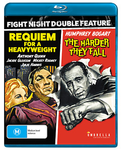 The Harder They Fall & Requiem For A Heavyweight (Bu-ray) NEW/SEALED All Regions