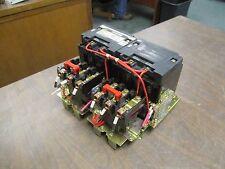 Square D Size 2 2-Speed Starter 8810 SD04 120V Coil 600V Used