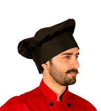 HiLite Chef Hat Adjustable Sticky Closure Classic 65/35 Poly/Cotton Twill 110