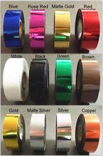 Hot Stamping Foil Paper Gilded Paper DIY Gold Foil Laser Plain Foil