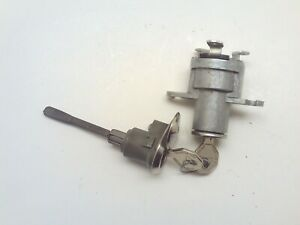 CHEVROLET TRUCK IGNITION AND DOOR LOCK 1947 48 49 50 51 KEYED SAME