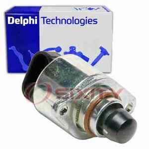 Delphi Fuel Injection Idle Air Control Valve for 1999-2006 GMC Sierra 1500 bp