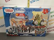 Ravensburger Thomas & Friends Christmas in Sodor 32 Pc Giant Floor Jigsaw Puzzle