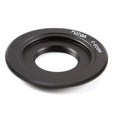 FOTGA Adapter for C Mount Movie Lens to Canon EOS EF-M M2 M3 M5 M6 M10 M50 M100