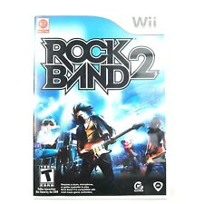 Rock Band 2 Video Game for Wii