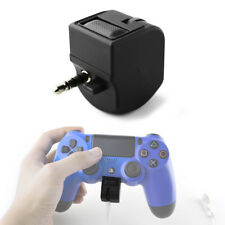 Mic Game Controller Adapter Control Headset Headphone Volume PlayStation 4 PS4