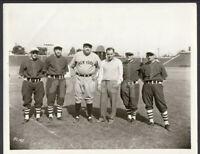 BABE RUTH 1932 Original Photo - NY Yankees Vintage Original Silver Gelatin Photo