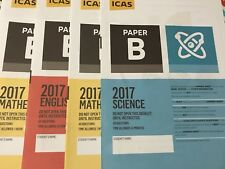 ICAS Past Papers Year 2, 3, 4, 5, 6, 7, 8, 9, 10 - Any 10 papers for $5.50