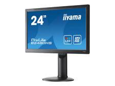 Iiyama ProLite B2480HS-B1 HDMI 24 Inch LED Monitor B