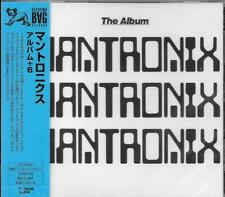 MANTRONIX - THE ALBUM 2019 JAPANESE REMASTERED & EXPANDED CD 1985 ALBUM !