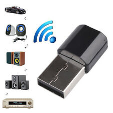 Wireless Bluetooth 3.5mm Car Aux Audio Stereo Music Receiver Adapter Accessories