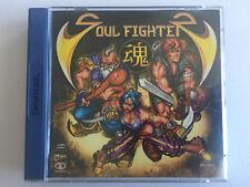 Soul Fighter Complete In Original Case - Sega Dreamcast - AUS PAL