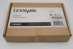 LEXMARK Parallel 1284-B Interface Card 11K4601 NEW in Box