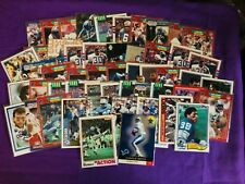 NFL FOOTBALL COLLECTION SPORTS CARDS- DETROIT LIONS