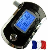 LCD Éthylotest Testeur d'Alcool Professionnel Alcootest Électronique Portable