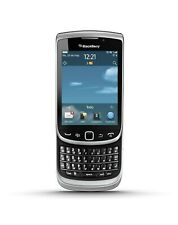 BlackBerry Torch 9810 - Silver (Unlocked) Gsm 3G WiFi Qwerty Touch Smartphone