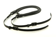 Lance Camera Straps USA DSLR Strap Cord Rope Camera Neck Strap - Black, 42""