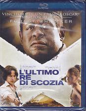 Blu-ray **L'ULTIMO RE DI SCOZIA** con Forest Whitaker nuovo 2007