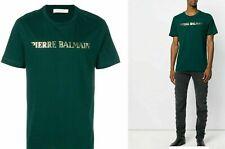 Pierre Balmain Men's Iconic Cult Logo Shirt Short Top 1690.7oz