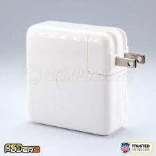 Genuine OEM Apple 61W USB-C AC Power Adapter A1947 for iPad Pro MacBook Mac