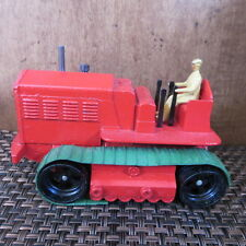 Dinky Toy Heavy Tractor #563 Rare in Original Box Excellent Condition Vintage