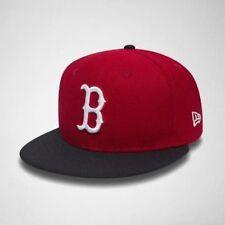 Chapeaux rouge New Era pour homme