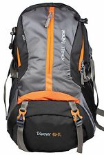 Mount Track Discover 112 Rucksack Hiking backpack 60+5 Ltrs with Rain cover Grey