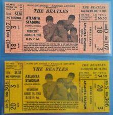 Reproduction Music Memorabilia Tickets