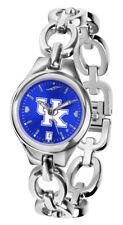 Kentucky Wildcats UK NCAA Womens AnoChrome Eclipse Wrist Watch