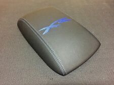XR FORD BA / BF CUSTOM  LEATHERETTE CONSOLE ARM REST LID COVER. GTP FPV FPR