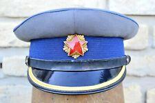 SFRJ YUGOSLAVIA-Republic Police(MILICIJA) Hat Size 57