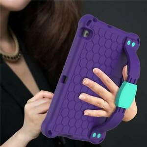 For Huawei MediaPad T3 T5 10 9.6 10.1 Tablet Case Kids Shockproof Cover w/ Strap
