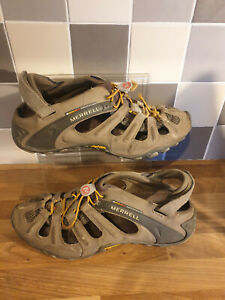 Merrell Continuum Mens  Walking Trail Sandals Vibram  UK 10 FREE POST