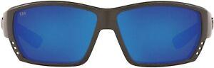 COSTA DEL MAR-TUNA ALLEY 188 OBMGLP Metallic Polarized Blue Mirror 580G