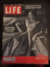 Life Magazine Coronation Fashions Countess of Dalkeith Marine Hero's Korea 1953
