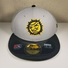 New Era Jacksonville Suns Batting Practice Low Crown Fitted Hat Size 7-1/4