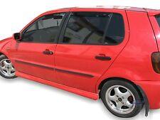 SET 4 DEFLETTORI ARIA  ANTITURBO per VW POLO 5 PORTE 1994-2001