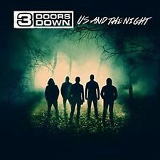 3 DOORS DOWN-3 DOORS DOWN:US AND THE NIGHT NEW CD