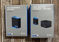 🔥 Genuine OEM GoPro Hero 9 Black 2X Battery Hero9+Dual Charger Hub ADDBD-001🔥