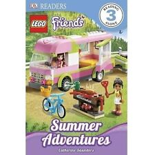 Good, DK Readers L3: Lego Friends: Summer Adventures (DK Readers: Level 2), Saun